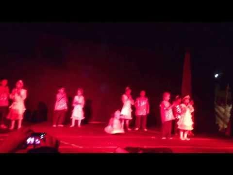 Lakdi Ki Kathi Kathi pe Ghoda dance by PP2 students