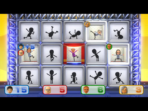Let's Play Wii Party U Part 14: Dojo-Meisterschaft