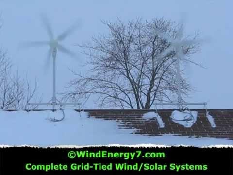 AN Bonus – Siemens 150 KW – Used 150kW Wind Turbine For Sale