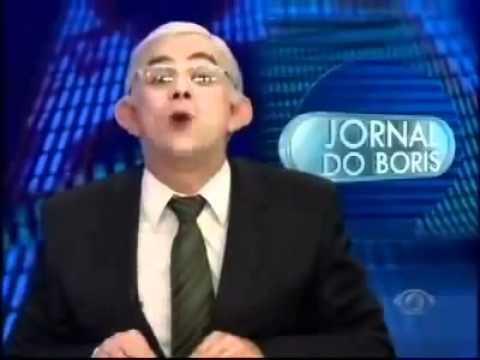 Jornal do Boris   Pânico Na Band 06/05/12