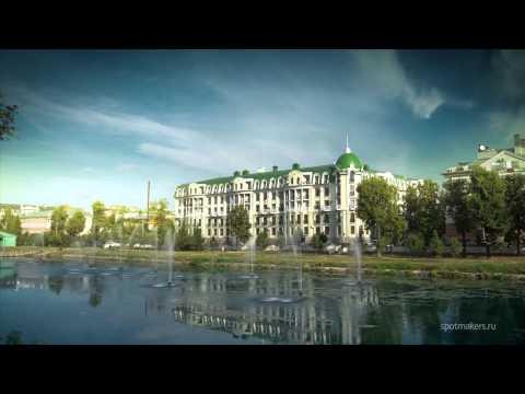 Моя Казань / My Kazan (motion timelapse)