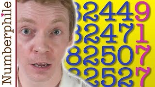 The Last Digit of Prime Numbers - Numberphile