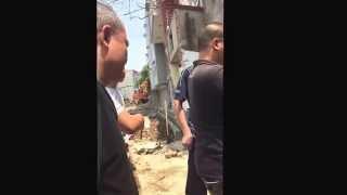 Coi thường pháp luật thuê giang hồ tới phá nhà dân tại Nguyễn An Ninh, Hoàng Mai