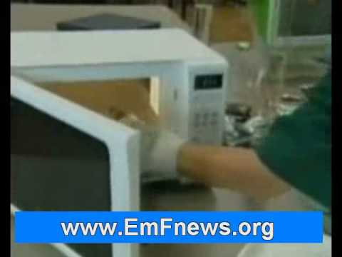 Microwave Radiation Protection, Cell Phone Health Problems