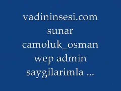 Yusuf Fenerci Sarı kız Vadininsesi.com Sunar