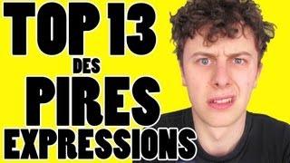 NORMAN - TOP 13 DES PIRES EXPRESSIONS
