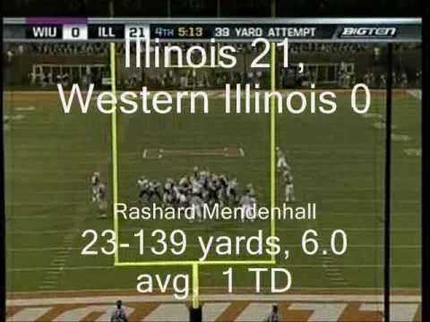 Illinois defeats Western Illinois 21-0 in front of 48301 at Memorial Stadium in Champaign. Illinois improves to 1-1 on the season, with the defense only all...