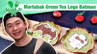 Martabak Green Tea Lego Batman Feat Andre Binarto