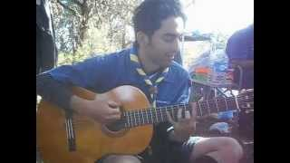 El blues del campamento by Edgar
