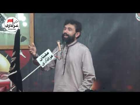 Zakir Ali Raza Shah Daudkhel | Majlis 19 Shawal 2018 | Qasiday And Masiab |