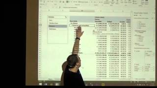 SQLDay 2015 | BI | Budgeting with Power Pivot - Alberto Ferrari