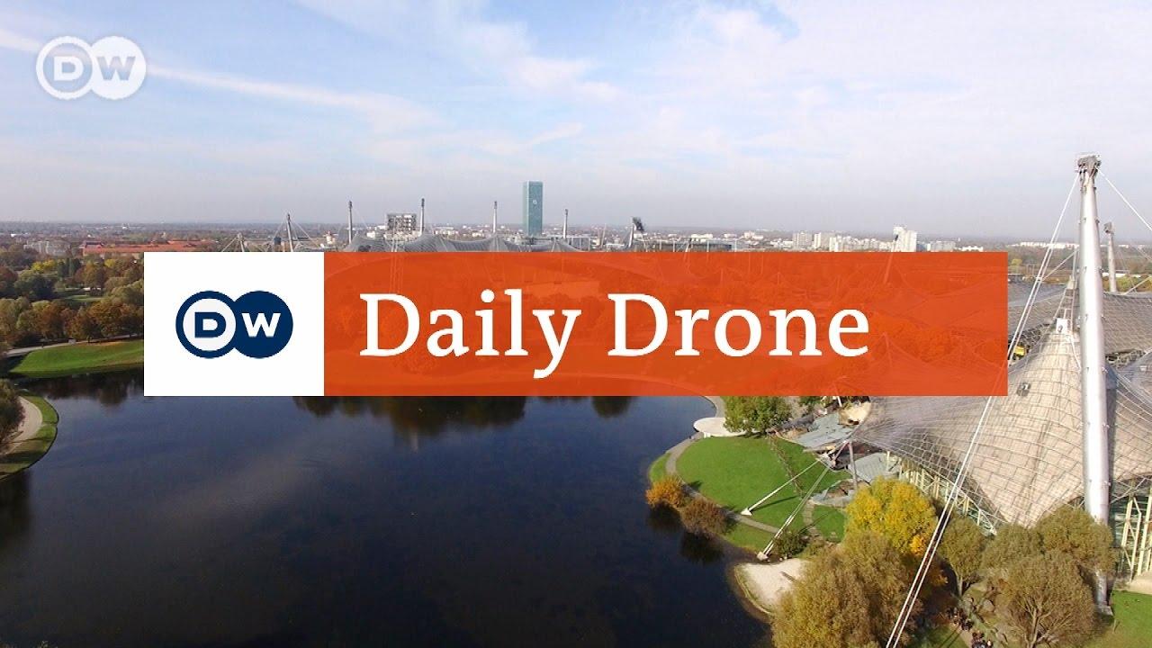 #DailyDrone: Olympiapark, München