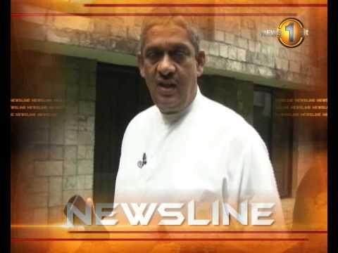NEWSLINE with Sarath Fonseka - සරත් ෆොන්සේකාගෙන් පොදු අපේක්ෂකයාට උපදෙසක්