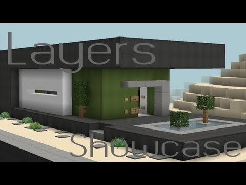 Layers Modern House