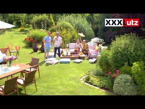 XXXLutz TV-Spot - 2017 - Im Garten bei Familie Putz