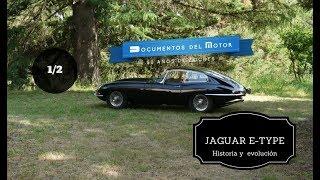 Jaguar E-Type- Historia y evolución (1/2)