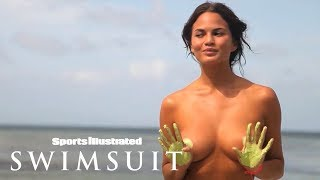 Chrissy Teigen Gets Dirty, Bares All In The Seychelles   Uncovered   Sports Illustrated Swimsuit
