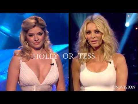 Holly Willoughby Vs Tess Daly