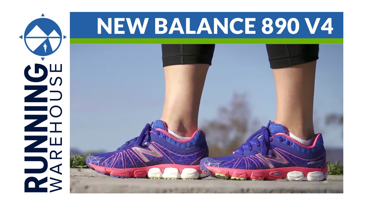 Clearance Womens New Balance 890 - Watch V 3dyw0 Tgas14o