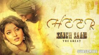 Heer Singh Saab The Great Full Song (Audio) | Sunny Deol