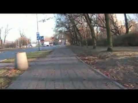 Szum Gum - Czyli Rowerem Po Warszawie. Most Gdański.