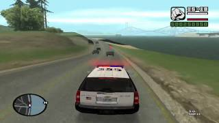 GTA SA SAPD:FR [ v2.5 BETA ] Pursuit!