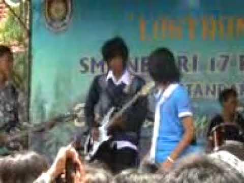 Agni Idola Cilik bersama Mr. RyOuSt Band Indie Purworejo - Kepompong (Sind3ntosca) [M2U02120]