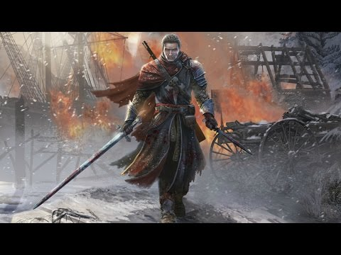 Assassin's Creed Rogue Sir James Gunn's Armor, Brutal Finishing Moves & Counter Kills