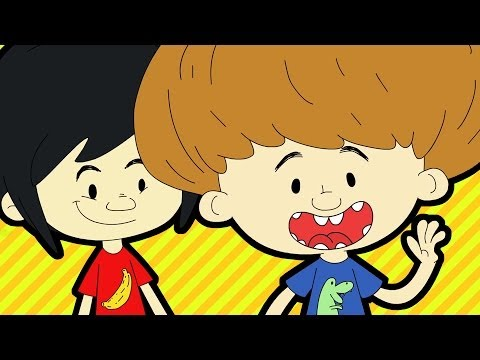 ANTHONY SAVES HIS BEST FRIEND (Smosh Babies #10)