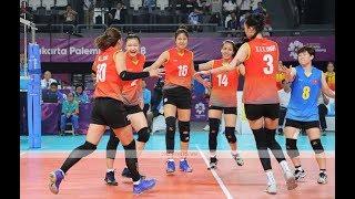 HIGHLIGHT Đội tuyển Việt Nam trước Hàn Quốc   ASIAD 2018