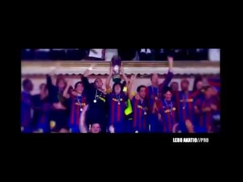FC BARCELONA Guardiola Era Tribute, VIVA LA VIDA COLDPLAY
