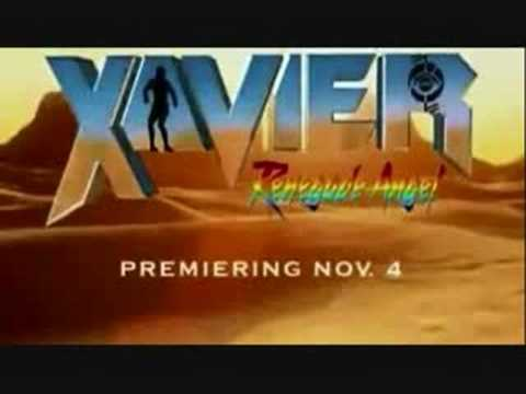 (Adult Swim Promo bump) Xavier: Renegade Angel (Full Song)