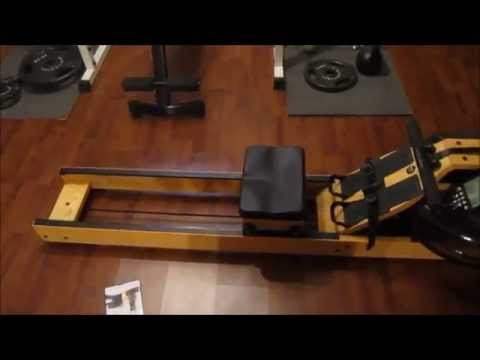 (WaterRower S4) Rower On House Of Cards Review & How-to