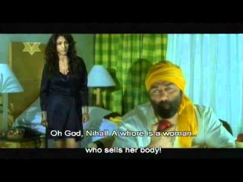 Bollywood Comedy Scenes - A Whore - Sunny Deol & Shilpi Mudgal...