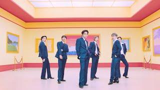 BTS 방탄소년단 'Dynamite' @ FNS  FESTIVAL