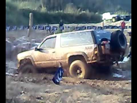 La Fragua piques fangueros Chevrolet Grand Blazer