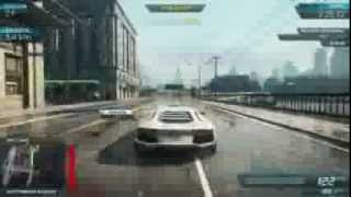 Need for Speed Most Wanted 2012----Carrera Final Español