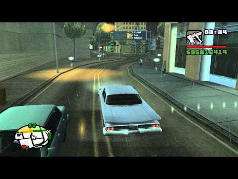 Road Reflections Fix 1.0 для GTA San Andreas