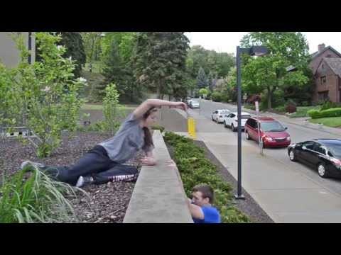 Never Give Up - Hard Core Parkour