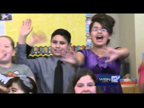 1/30 Shout Out: 5th grade class at Indian Community School, Franklin