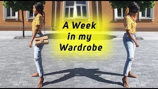 WHAT I WEAR TO UNI - A WEEK IN THE LIFE OF A MEDICAL STUDENT