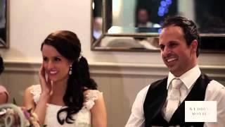 WATCH This Best Man Turn Six Songs into an Emotional Wedding Speech MetroLyrics