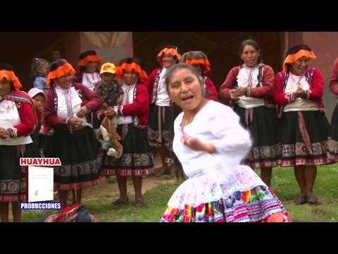 "Yeni Garcia - Gina Ripucuy / Video Oficial Full Hd ""huayhua Producciones"""