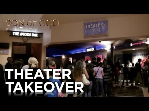 Son of God | San Antonio Theater Takeover | 20th Century Fox