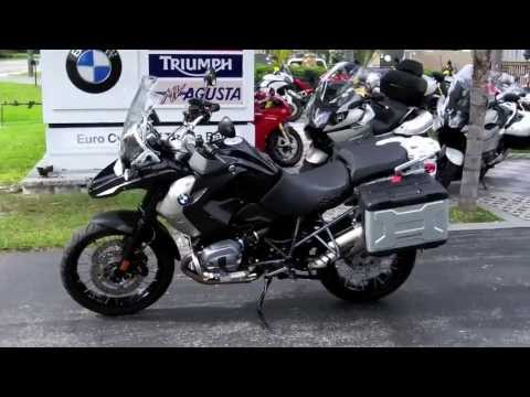2011 BMW R1200GS Triple Black at Euro Cycles of Tampa Bay