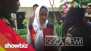 Kasus Lawan Pejabat Polisi, Sisca Dewi Nangis Emosi