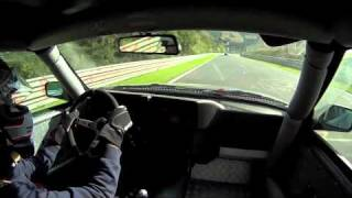 Nurburgring Nordschleife RSR Nurburg Alfa Romeo 75 V6