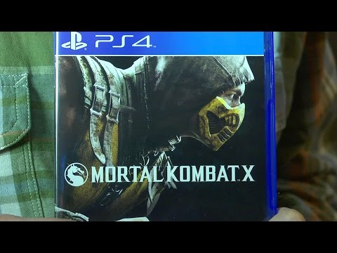 Mortal Kombat X (PS4) James & Mike Mondays - Video Game Let's Play