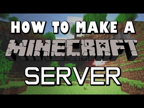 How To Make A Minecraft Server: 1.8.3 [DIRECT CONNECT] [EASY]