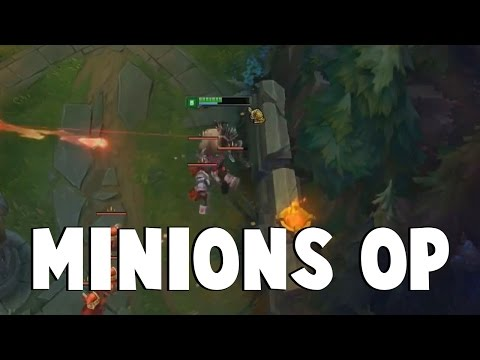 HERE IS WHY MINIONS ARE OP! | Funny LoL Series #41 (ft.Voyboy, Rush, Scarra, Imaqtpie, Sneaky ...)